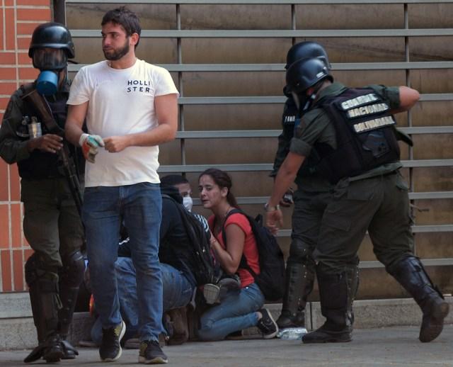 FOTO FEDERICO PARRA / AFP