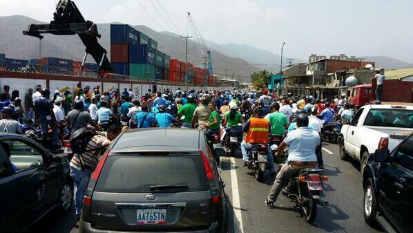 Aduana de puerto cabello venezuela