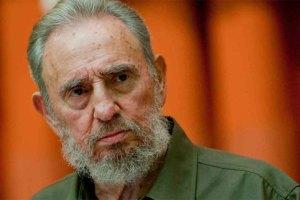 """Fidel Castro tacha de """"provocación insólita"""" de Ucrania el derribo del avión"""