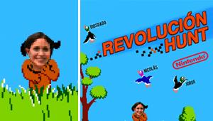 Revolución Hunt… El plan magnicida de María Corina para Nintendo