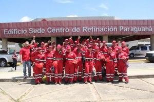"""Centro de Refinación Paraguaná """"cojea"""" al 62 por ciento de su capacidad"""