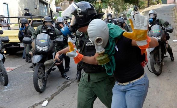FOTO JUAN BARRETO / AFP