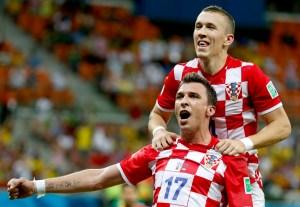 Mario Mandzukic le dice adiós a la selección croata