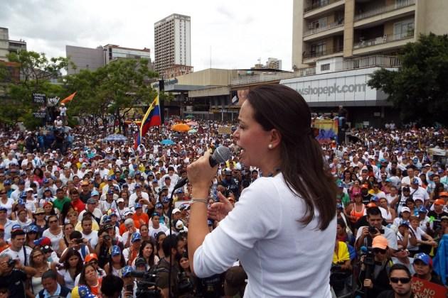 MariaCorinaMachado