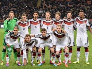 Los gestos y secretos de la selección de Alemania durante el Mundial Brasil2014