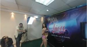 Así fue el casting de la Chica Patilla (Video)
