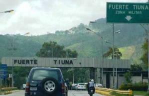 Refuerzan medidas de seguridad en los alrededores de Fuerte Tiuna #21Ene (Video)