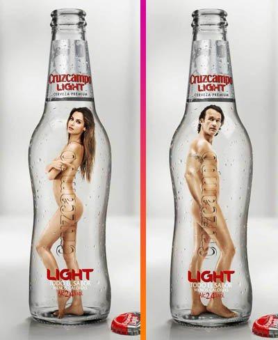 Anuncios desnudos que causaron polémica (Fotos)