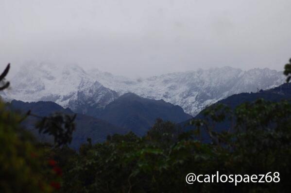 Parque Nacional Sierra Nevada (Foto Archivo)