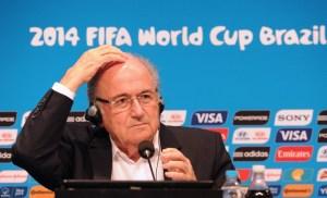 """Blatter considera """"muy severa"""" sanción contra Suárez en el Mundial"""