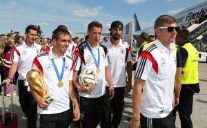 La victoria mundialista de Alemania reaviva los clichés