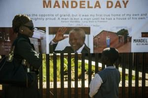 Sudáfrica conmemora el cumpleaños de Mandela