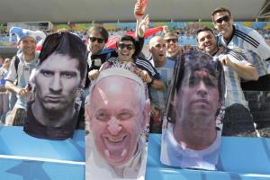Argentinos suman un millón de dólares en multas tras Mundial