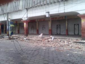 Así fueron los daños materiales por sismo en Guatemala (Fotos)