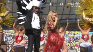 Las caderas de Shakira estremecieron la clausura del #MundialBrasil2014 (FOTOS)