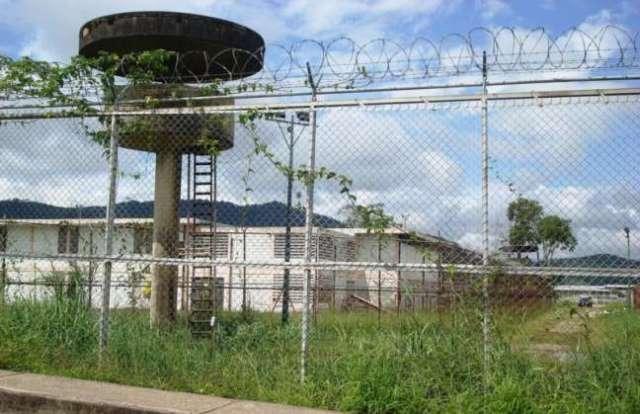 Cárcel de Santa Ana en el Estado Táchira. Foto Diario República