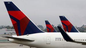 Delta con Wi-Fi a bordo