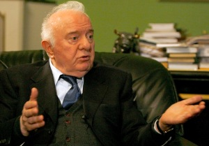 Murió Eduard Shevardnadze, expresidente de Georgia