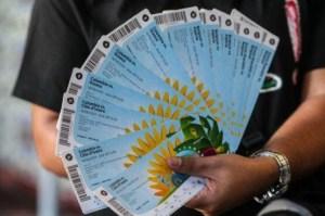 Policía involucra a empresa venezolana en fraude con entradas al Mundial