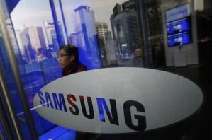 Samsung se enfrenta a otro declive en sus ganancias