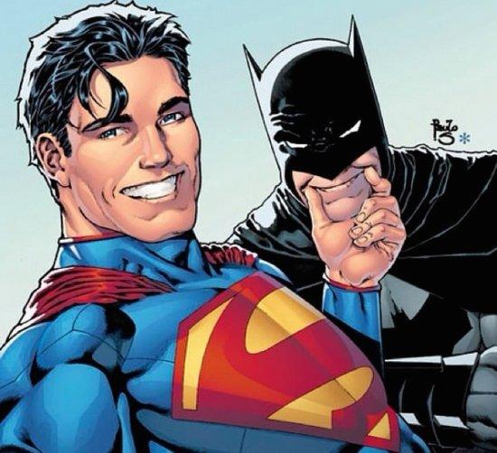 Los superhéroes no se escapan de las selfies
