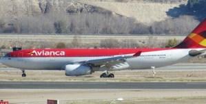 Vuelo de Avianca Londres-Bogotá aterriza de emergencia en Caracas