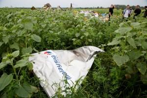 Hallados 181 cuerpos del avión derribado en Ucrania