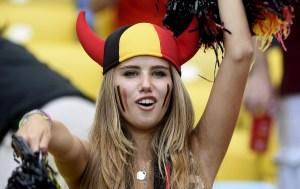 La contratan como modelo tras ver su foto en el Mundial (Foto y video)