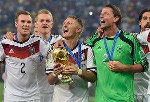 Alemania, líder de la clasificación de la Fifa
