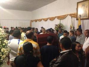 Consternación en Río Caribe por asesinato del alcalde Franceschi