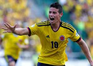 James, el jugador que más se valorizó en el Mundial