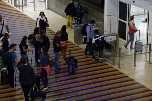 Inmigrantes suramericanos le dicen adiós a Venezuela