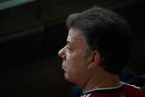 Santos pide votar por gol de James Rodríguez como mejor del Mundial
