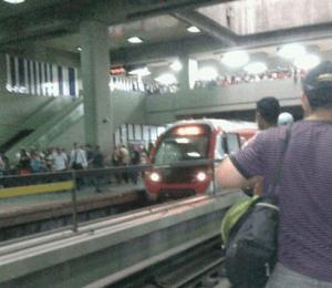 Cierran estaciones de Metro Chacaíto, Chacao y Altamira