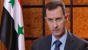 Bashar Al-Assad apesta pero ahora es necesario
