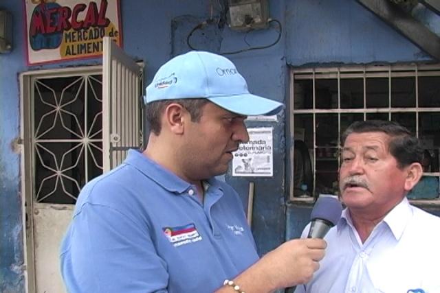 Omar Villalba entrevista a Luis Mejias