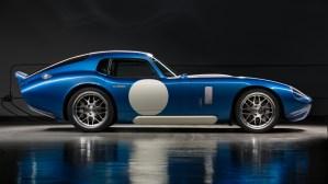 Automóviles que deseas: El Renovo Coupé eléctrico