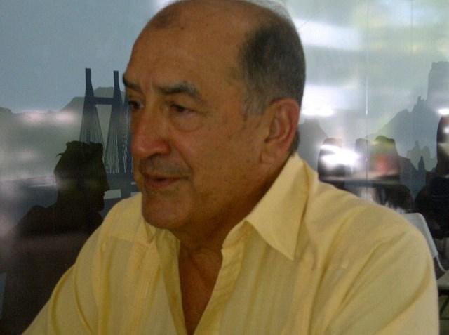Foto: Vicente Brito Presidente Red por la defensa al Trabajo, la Propiedad y la Constitución / Archivo
