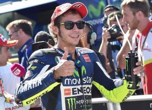 El piloto italiano de MotoGP Valentino Rossi anuncia su retirada a final de 2021