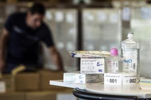 El virus del ébola ha causado más de 2.400 muertos