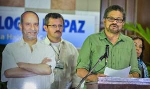 """Farc satisfecha con """"dinámica"""" en diálogos de paz de La Habana"""
