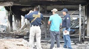 Un fallecido y cinco heridos por explosión en frontera México-EEUU