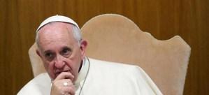 El papa Francisco viajará a finales de noviembre a Turquía