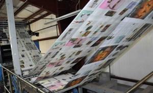 Cámara de Periódico planteó crisis de papel al Defensor de Pueblo