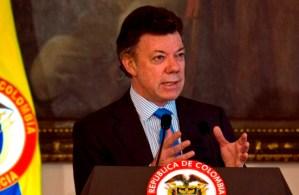 Santos afirma que Colombia debe consolidar mercados antes que abrir más