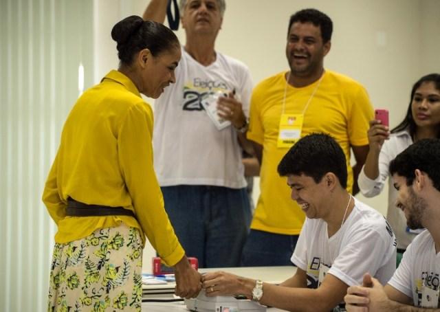 BRAZIL-ELECTION-SILVA