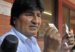 Evo Morales: Todavía no hay datos oficiales, pero hay que prepararse para la nueva gestión
