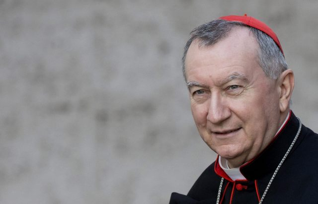 El secretario de Estado Vaticano, el cardenal italiano Pietro Parolin / EFE