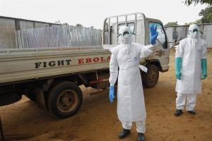 Obama y Hollande piden una mayor movilización contra el ébola en Africa