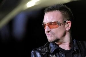 """El cantante Bono de U2 estaría vinculado a los """"Papeles del Paraíso"""""""